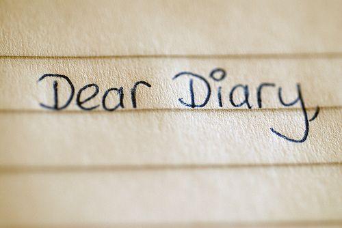 The App: A Diary